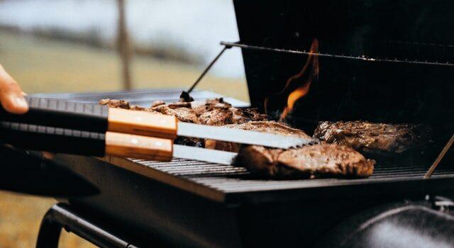 Barbecueën met de kamado joe